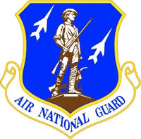 Air National Guard Seal Decal