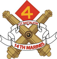 USMC 1st Battalion 14th Marines