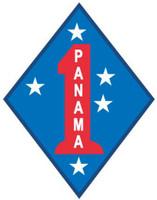 USMC 1st Marine Division - Panama