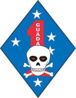 USMC 1st Marine Division (LRRP)