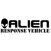Alien Response Vehicle With Head Decal