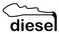 Diesel Stack Decal