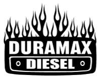 Duramax Diesel Decal