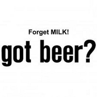 Forget Milk, Got Beer?