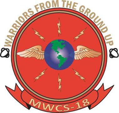 Usmc Marine Wing Communications Squadron 18 Mwcs 18