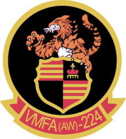 USMC Marine All Weather Fighter Attack Squadron 224 (VMFA(AW)-224)