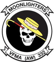 USMC Marine All Weather Fighter Attack Squadron 332 (VMFA(AW)-332)