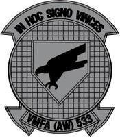 USMC Marine All Weather Fighter Attack Squadron 533 (VMFA(AW)-533)