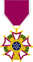Armed Forces Legion of Merit Decal