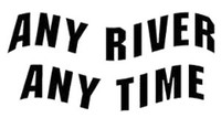 Any River Any Time Decal