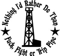 Oilfield - Nothing I'd Rather Do Than...