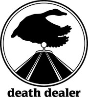 Death Dealer Duck Hunting Decal #1