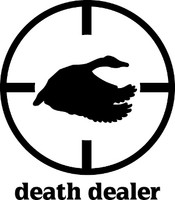 Death Dealer Duck Hunting Decal #2