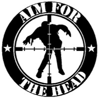 Aim For The Head Decal #2