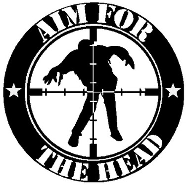 Aim For The Head Decal 2