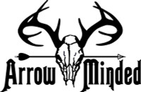 Arrow Minded Bowhunter Decal
