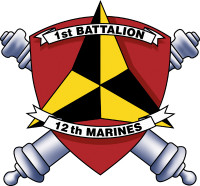 USMC 1st Battalion 12th Marines