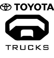 Toyota Trucks Decal