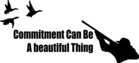 Commitment A Beautiful Thing Decal