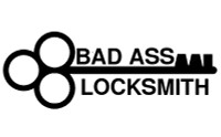 Bad Ass Locksmith Decal