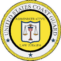 USCG Chief Admin Law Judge Seal