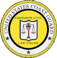 USCG Chief Admin Law Judge Seal