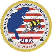 US Navy 202nd Naval Construction Battalion Maintenance Unit (CBMU-202)