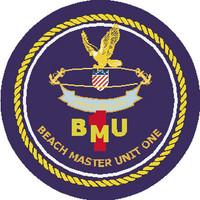 US Navy Beach Master Unit One (BMU-1)
