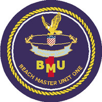 US Navy Beach Master Unit One (BMU-1)