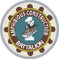 US Navy Amphibious Construction Battalion