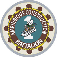 US Navy Amphibious Construction Battalion