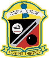 US Navy VF-13 - Fighting Thirteen