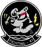 US Navy VF-41 Black Aces