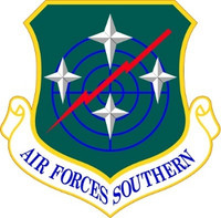 USAF Air Force Air Force Southern Decal