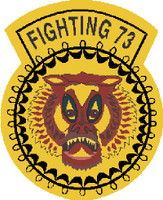 US Navy VF-73 Fighting 73