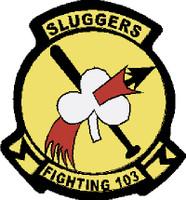 US Navy VF-103 Fighting 103 Sluggers