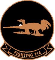 US Navy VF-114 Fighting