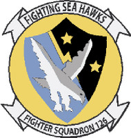US Navy VF-126 Fighting Sea Hawks