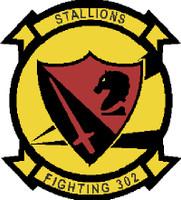 US Navy VF-302 Stallions Fighting 302