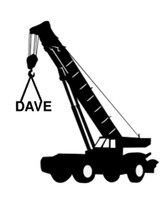 Crane Operator Decal With Name