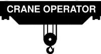 Crane Operator Decal