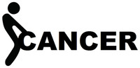 Screw Cancer Decal