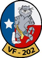US Navy Fighter Squadron VF-202 Superheats