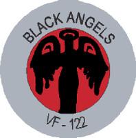 US Navy VF-122 Black Angels