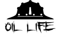 Oil Life Hard Hat Decal