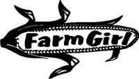 Farm Girl Decal