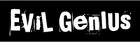 """Evil Genius "" Bumper Sticker"