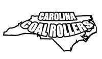 Carolina Coal Rollers Decal