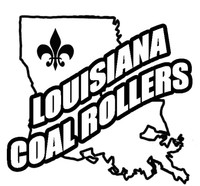 Louisiana Coal Rollers Decal