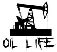 Oil Life Ironhorse Decal